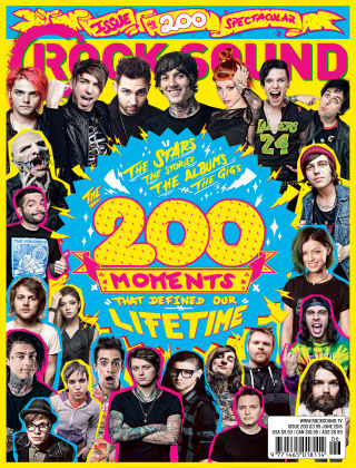 Rock Sound June 2015