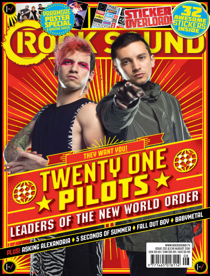 Rock Sound June 19, 2015 00:00