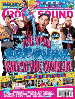 Rock Sound December 2015