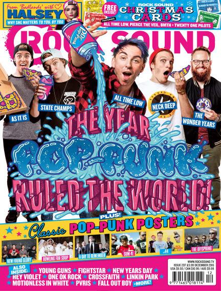 Rock Sound November 09, 2015 00:00