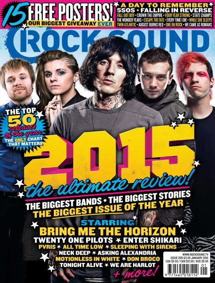 Rock Sound December 07, 2015 00:00