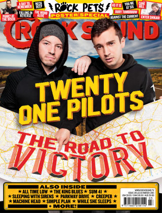 Rock Sound March 2016