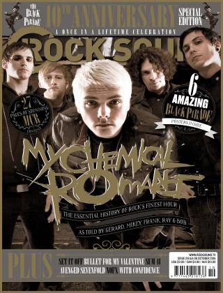 Rock Sound October 2016