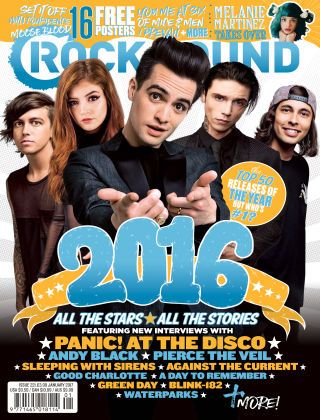 Rock Sound January 2017