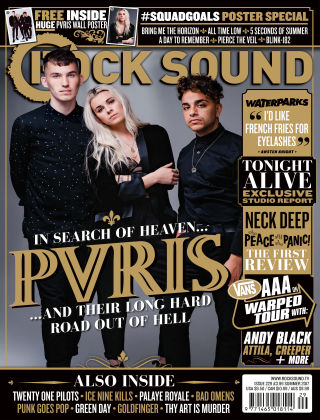 Rock Sound Summer 2017