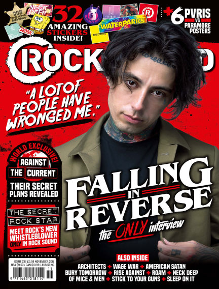 Rock Sound October 09, 2017 00:00