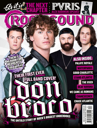 Rock Sound December 2017