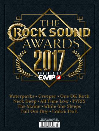 Rock Sound Magazine January 2018
