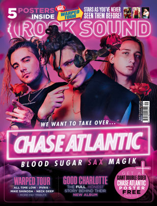 Rock Sound September 2018