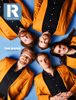 Rock Sound May 2019