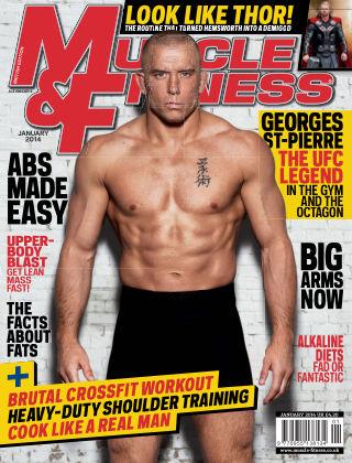 Muscle & Fitness - UK UK | January 2014