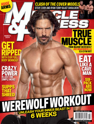 Muscle & Fitness - UK UK | March 2014