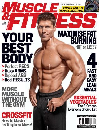 Muscle & Fitness - UK UK | July 2014