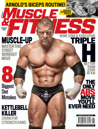 Muscle & Fitness - UK UK | August 2014