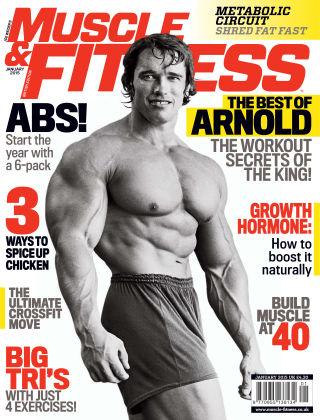 Muscle & Fitness - UK UK | January 2015