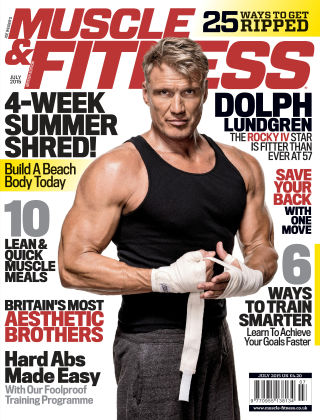Muscle & Fitness - UK Muscle & Fitness