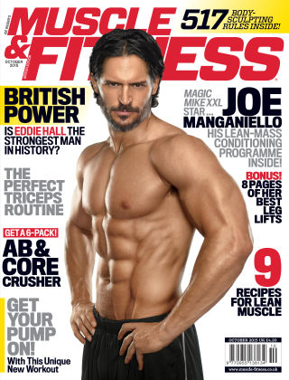 Muscle & Fitness - UK October 2015