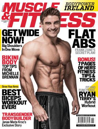 Muscle & Fitness - UK November 2015