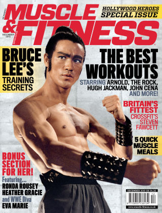 Muscle & Fitness - UK December 2015