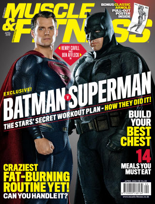 Muscle & Fitness - UK April 2016