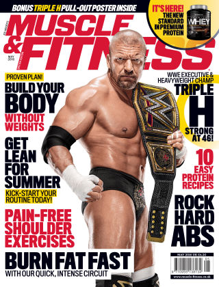 Muscle & Fitness - UK May 2016