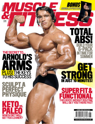 Muscle & Fitness - UK June 2016