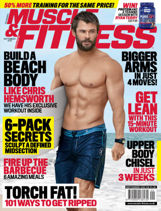 Muscle & Fitness - UK Sept. 2016