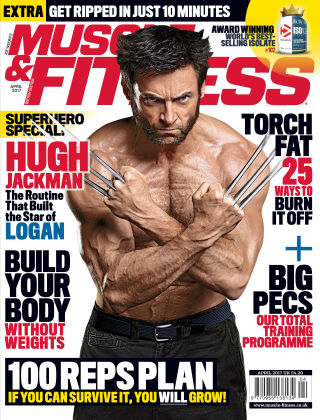 Muscle & Fitness Magazine April 2017