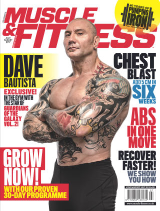 Muscle & Fitness Magazine July/Aug 2017