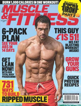 Muscle & Fitness Magazine September 2017