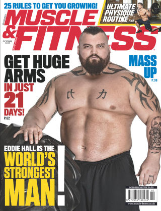 Muscle & Fitness - UK October 2017