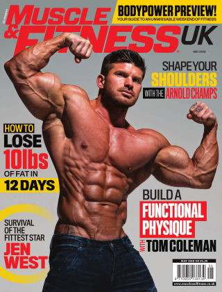 Muscle & Fitness - UK May 2018