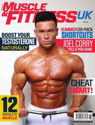 Muscle & Fitness - UK June 18