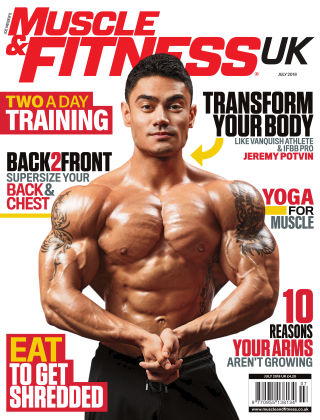 Muscle & Fitness - UK July 2018