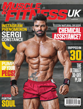 Muscle & Fitness - UK August 2018