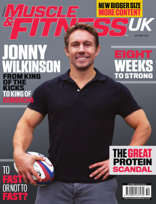 Muscle & Fitness - UK October 2018