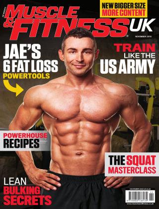Muscle & Fitness - UK November 2018