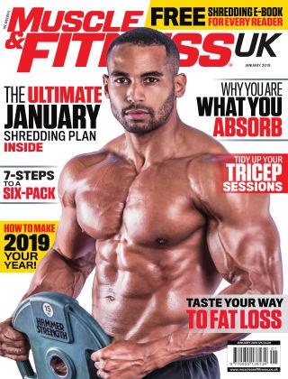Muscle & Fitness - UK January 2019