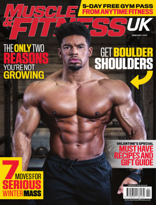 Muscle & Fitness - UK February 2019