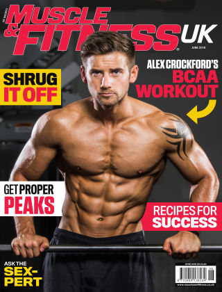 Muscle & Fitness - UK June 2019