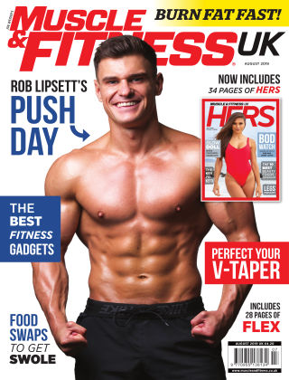 Muscle & Fitness - UK August 2019