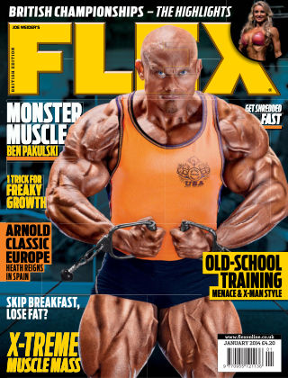 Flex - UK UK | January 2014