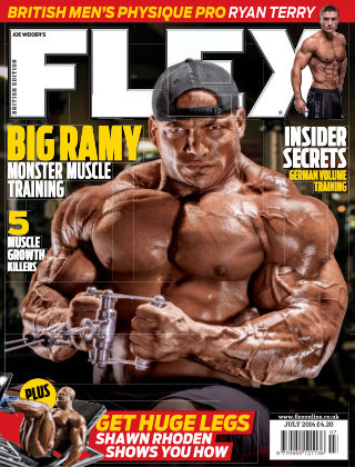 Flex - UK UK | July 2014