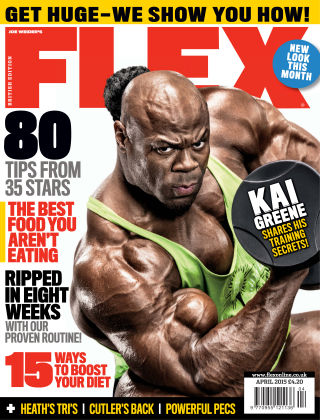 Flex - UK UK | April 2015