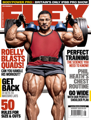 Flex - UK August 2015 Issue