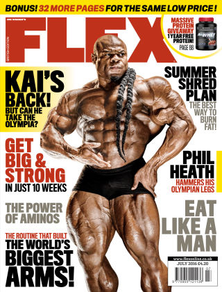 Flex - UK July 2016 Issue