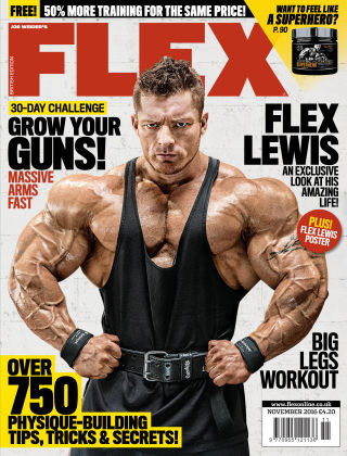 Flex - UK Nov 2016