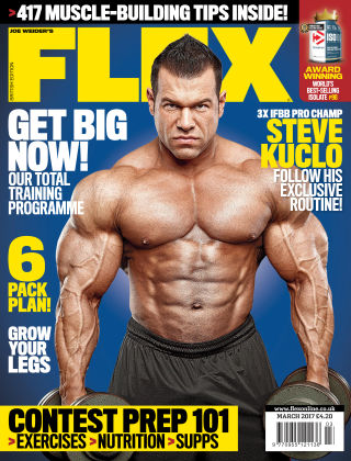 Flex - UK March 2017