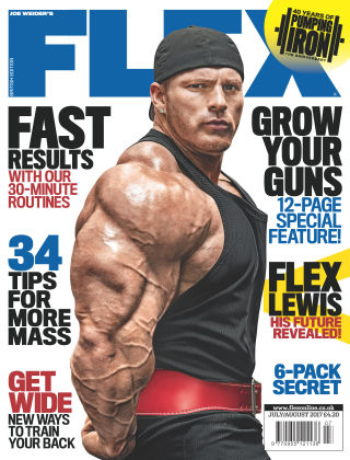 Flex - UK July/Aug 2017