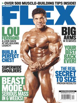 Flex Magazine December 2017